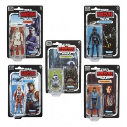 Star Wars Episode V Black Series 40th Anniversary 2020 Wave 2 assortiment figurines 15 cm