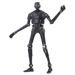 "Figurine Star Wars Black Series 6"" K2-SO Hasbro Toute la gamme Black Series"