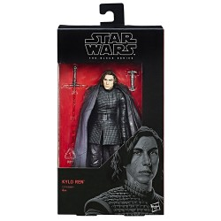 "Figurine Star Wars Black Series 6"" Kylo Ren"