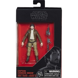 "Figurine Star Wars Black Series 3/75"" Cassian Andor"