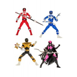 Power Rangers Lightning Collection 2020 Wave 2 assortiment figurines 15 cm