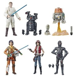 "Figurine Star Wars Black Series 6"" Wave 21"