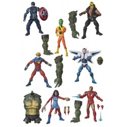 Marvel Legends Series 2020 Gamerverse Wave 1 assortiment figurines 15 cm