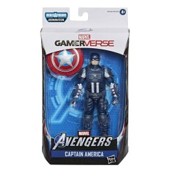 Figurine Marvel Legends Series Gamerverse 15 cm Captain America