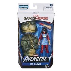 Figurine Marvel Legends Series Gamerverse 15 cm Mr Marvel