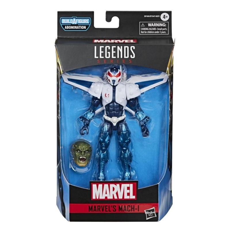 Figurine Marvel Legends Series Gamerverse 15 cm Marvel's March-l