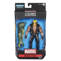 Figurine Marvel Legends Series Gamerverse 15 cm Marvel's Rage