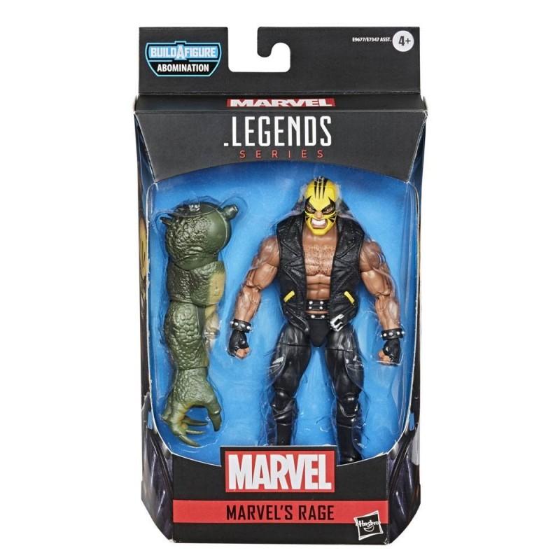 Figurine Marvel Legends Series Gamerverse 15 cm Marvel's Rage