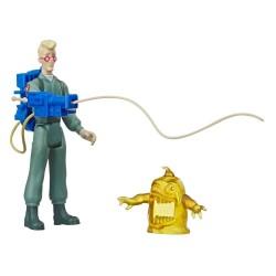Ghostbusters Figurine Retro Kenner 13 cm Egon Spengler and Gulper Ghost