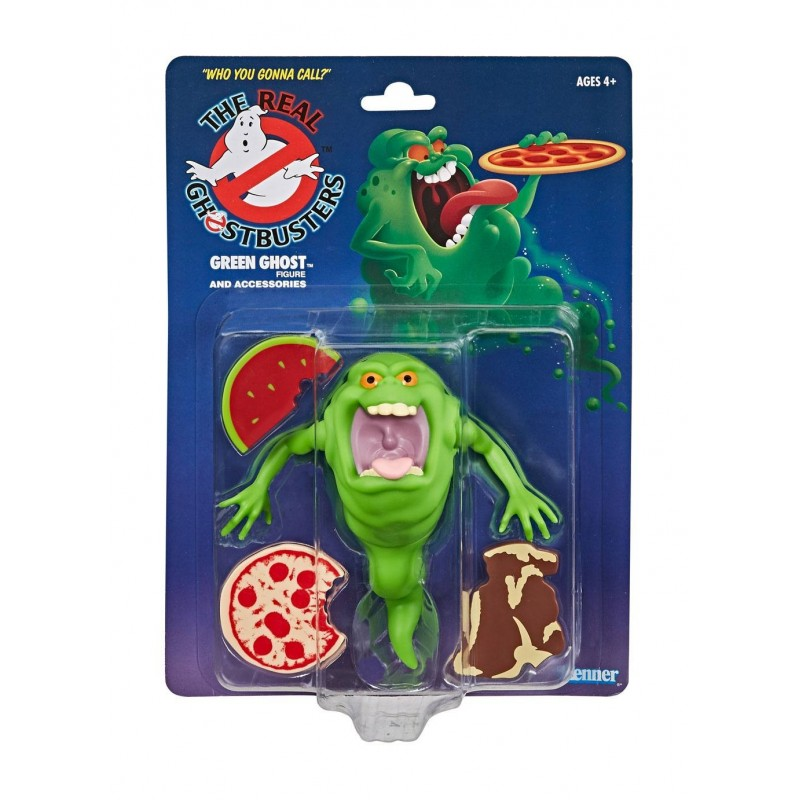 Ghostbusters Figurine Retro Kenner 15 cm Slimer