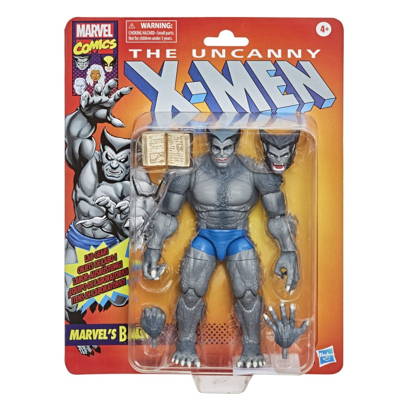 Marvel Legends Uncanny X-Men Exclusive Beast 15 cm