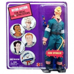 The Real Ghostbusters Retro figurine Egon Spengler 20 cm