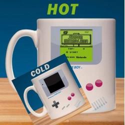 Nintendo Game Boy mug effet thermique Super Mario Land