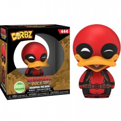 Marvel Comics Dorbz Vinyl figurine Deadpool 2018 spring convention
