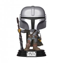 Star Wars The Mandalorian Figurine POP! TV Vinyl The Mandalorian 9 cm