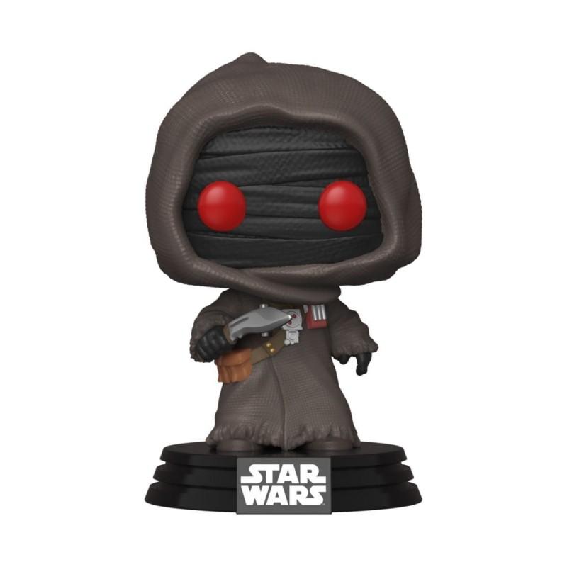 Star Wars The Mandalorian Figurine POP! TV Vinyl Offworld Jawa 9 cm