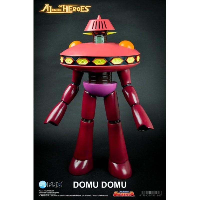 UFO Robot Grendizer figurine Legion of Heroes Domu Domu 40 cm