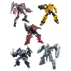 Transformers Studio Series Deluxe Class 2020 Wave 3 assortiment figurines