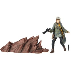 Star Wars Rogue One Black Series figurine Jyn Erso 2016 Exclusive 15 cm
