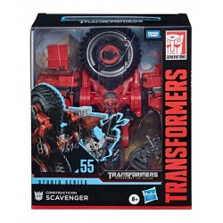 Transformers Studio Series Leader Class 2020 Wave 2 Construction Scavenger