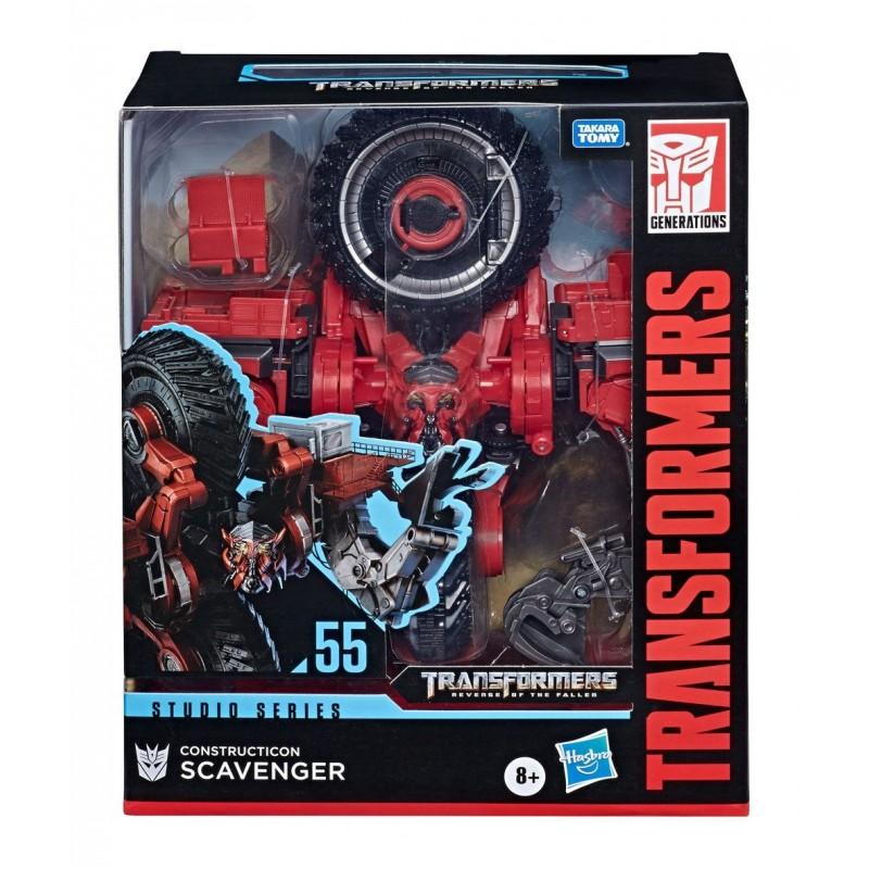Transformers Studio Series Leader Class 2020 Wave 2 Construction Scavenger