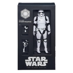 Star Wars Episode VII Black Series 2015 figurine First Order Stormtrooper SDCC Exclusive 15 cm
