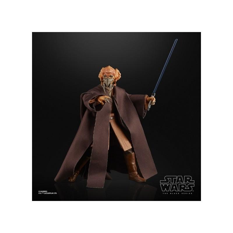 Figurine Star Wars Black Series 15cm Plo koon
