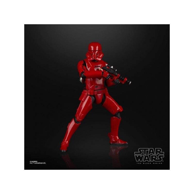 Figurine Star Wars Black Series 15cm Sith Jet Trooper