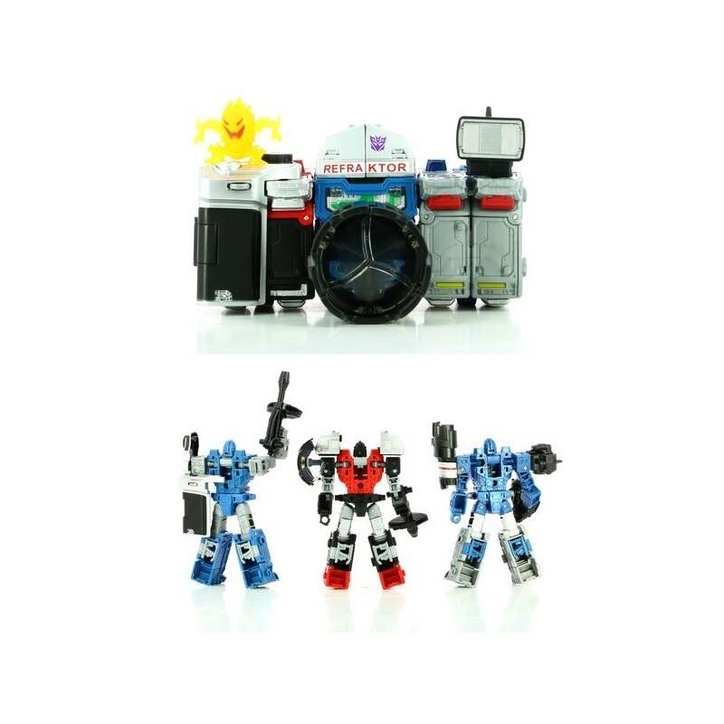 Transformers Hasbro SDCC 2019 Refraktor 24cm