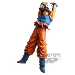 Dragon Ball Super statuette PVC Scultures Son Goku Give Me Energy Spirit Ball Special 23 cm