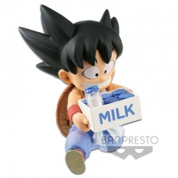 Dragon Ball Z statuette PVC BWFC Son Goku Normal Color Ver. 11 cm