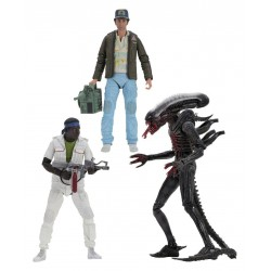 Alien assortiment figurines 18 cm 40th Anniversary série 2
