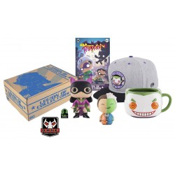 DC coffret Legion of Collectors Batman Villains