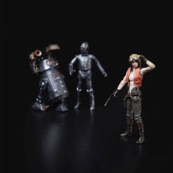 Star Wars Premium Vintage Collection pack 3 figurines Doctor Aphra Comic Set Exclusive 10 cm