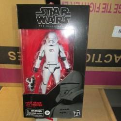 PBA - Figurine Star Wars Black Series 1st Order Jet Trooper 15 cm