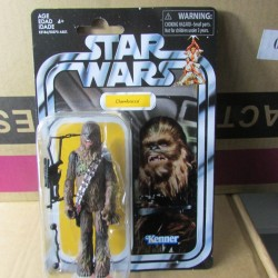 PBA - Figurine Star Wars Vintage collection Chewbacca  10cm  modèle 1