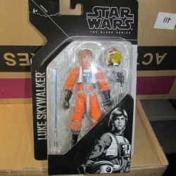 PBA - Figurine Star Wars Archive Luke Skywalker Pilote 15cm