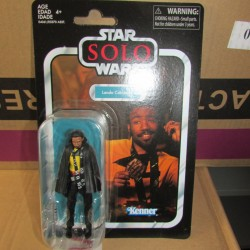 PBA - Figurine Star Wars Vintage collection  Lando Carrissian 10cm