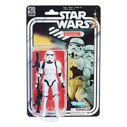 Star Wars Black Series 40th Anniversary Wave 2 assortiment figurines 15 cm