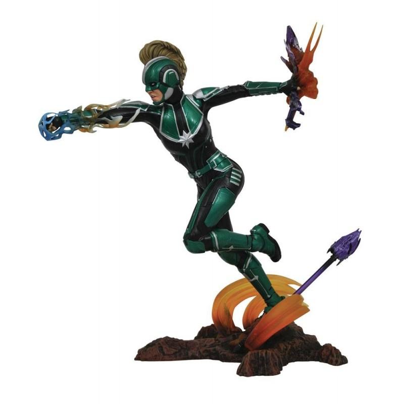 Captain Marvel Marvel Movie Gallery statuette Captain Marvel 23 cm
