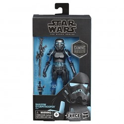 Figurine Star Wars Black Series Gaming Greats 15cm  Shadow Stormtrooper