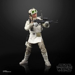 Figurine Star Wars Black Series 40th ESB Hoth Soldier Rebel Hasbro Toute la gamme Vintage Collection