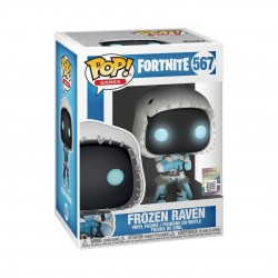 Fortnite POP! Games Vinyl figurine Frozen Raven 9 cm