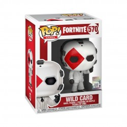 Fortnite POP! Games Vinyl figurine Wild Card (Diamond) 9 cm