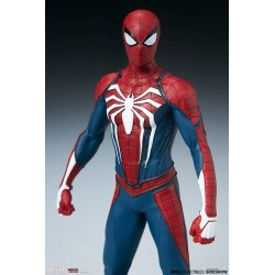 Marvel's Spider-Man statuette 1/10 Spider-Man Advanced Suit 19 cm