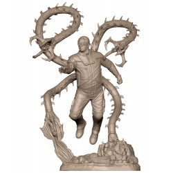 Marvel's Spider-Man statuette PVC Marvel Gamerverse 1/12 Docteur Octopus