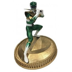 Mighty Morphin Power Rangers statuette PVC Green Ranger 23 cm