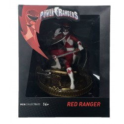 Mighty Morphin Power Rangers statuette PVC Red Ranger 23 cm