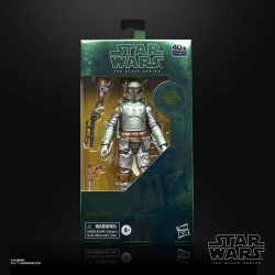 Star Wars Episode V Black Series Carbonized figurine 2020 Boba Fett 15 cm