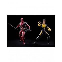 Marvel Legend 2-pack Deadpool & Negasonic 15 cm